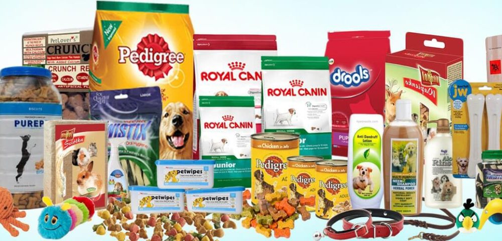 Impact of GST on Pet Foods & Accessories.